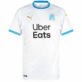 20-21 Olympique Marseille Home Shirt