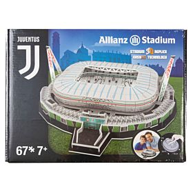 Juventus 'Allianz' 3d Stadium Puzzle
