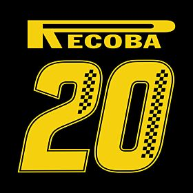 Recoba 20 (Racing Style)