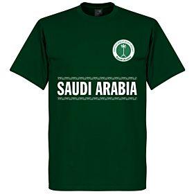 Saudi Arabia Team Tee - Green
