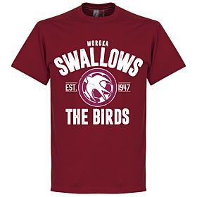 Moroka Swallows Established Tee - Chilli Red
