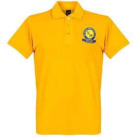SV Nord Wedding 125 Polo Shirt Gold