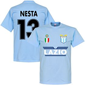 Lazio Nesta 13 Team Tee - Sky