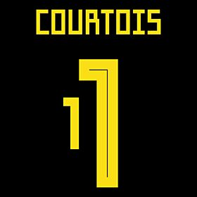 Courtois 1 (Official Printing)