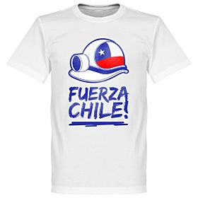 Los 33 Fuerza Chile Tee - White