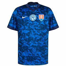 20-21 Slovakia Home Shirt