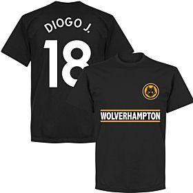 Wolverhampton Diogo J 18 Team Tee - Black