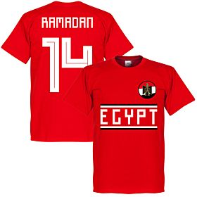 Egypt Ramadan 14 Team Tee - Red