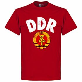 DDR Tee - Tango Red