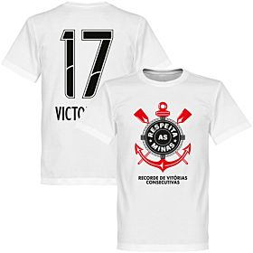Corinthians Victoria A. 17 Minas Tee - White