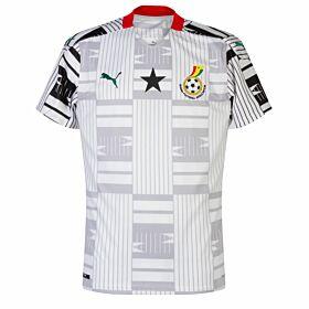 20-21 Ghana Home Shirt