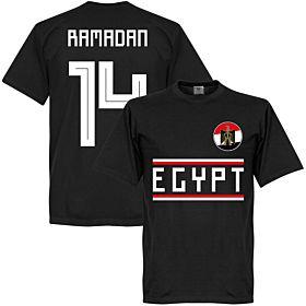 Egypt Ramadan 14 Team Tee - Black