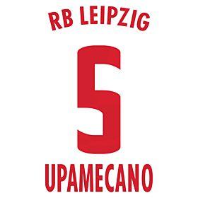 Upamecano 5 (Official Printing)