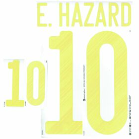 E.Hazard 10 (Official Printing)