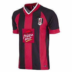 01-02 Fulham Away Retro Shirt