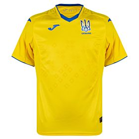 20-21 Ukraine Home Shirt
