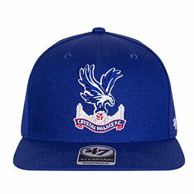 Crystal Palace Brand47 Clean Up Cap - Royal
