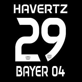 Havertz 29 (Official Printing)