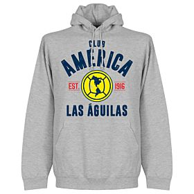 Club America Established Hoodie - Grey