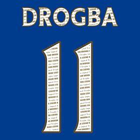 Drogba 11 (Legend Fan Style)