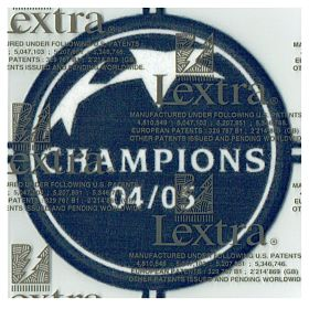 04-05 Champions League Winners Sleeve Patch (Liverpool)