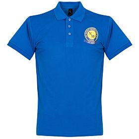 SV Nord Wedding 125 Polo Shirt - Royal