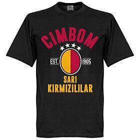 Galatasaray Established Tee - Black