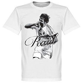 Raul Legend Tee - White