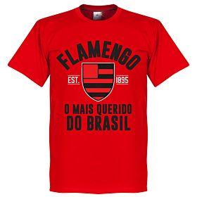 Flamengo Established Tee - Red