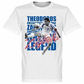 Theodoros Zagorakis Legend Tee - White