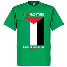Viva Palestine T-Shirt - Green