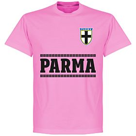 Parma Team T-Shirt - Orchid Pink