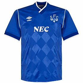 Umbro Everton 1986-1989 Home Jersey NEW Condition - Original Packaging and Tags - Size M