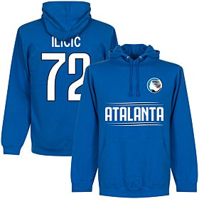 Atalanta I72 Team Hoodie - Royal Blue