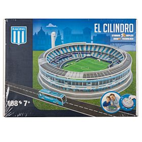 Racing Club El Cilindro 3D Stadium Puzzle (New Version)