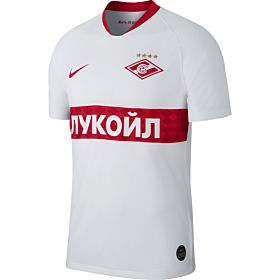Nike Spartak Moscow Away Jersey 2019-2020