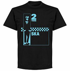 2 Tone Ska T-shirt - Black