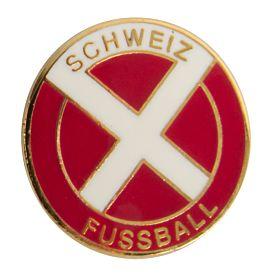 Switzerland Enamel Pin Badge