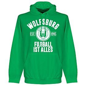 Wolfsburg Established Hoodie - Green