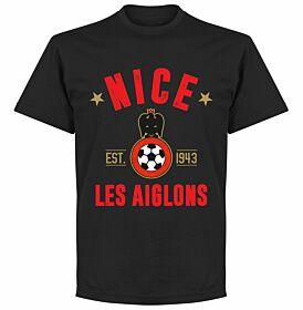 Nice Established T-Shirt - Black