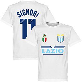 Lazio Signori 11 Team Tee - White