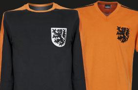Nederland Retro Shirts