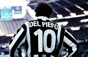 Juventus Retro Shirts