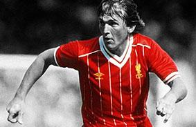 Liverpool Retro Voetbalshirts