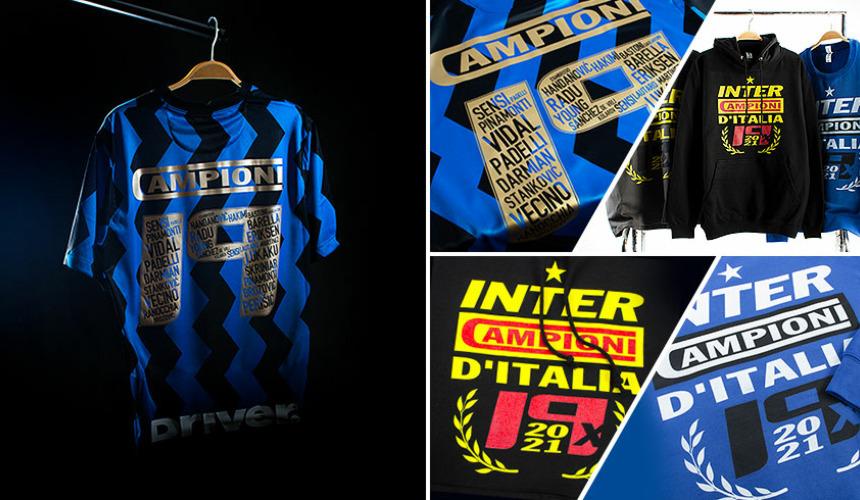 Inter Mailand Campioni