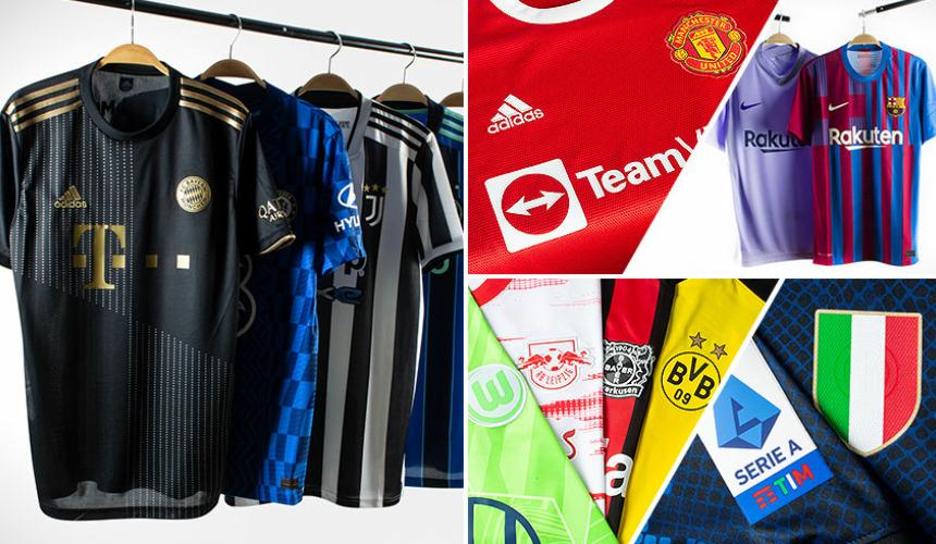 New Season Kits 21-22