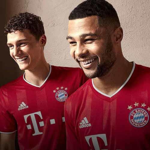 Bundesliga Fussball Trikots
