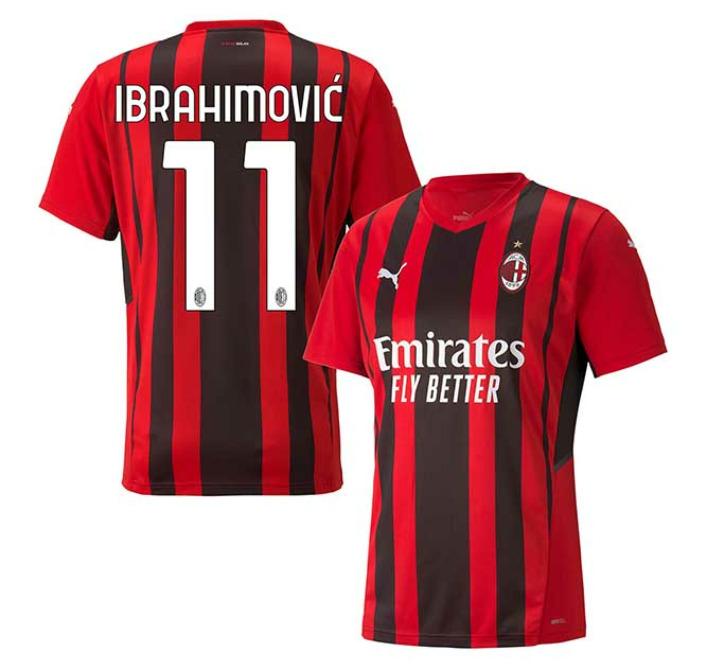 AC Milan Voetbalshirts
