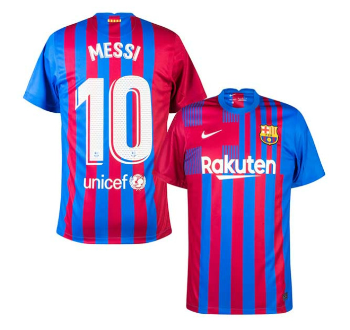 Maillots Barcelone
