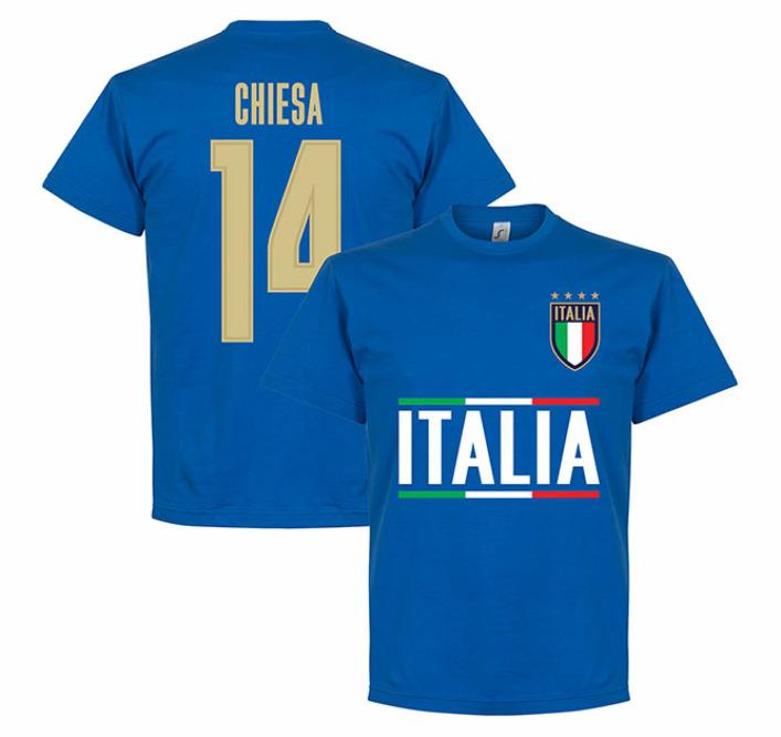 Camisetas Italia